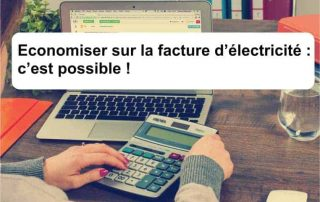économiser facture electricite
