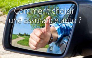 Comment choisir une assurance auto