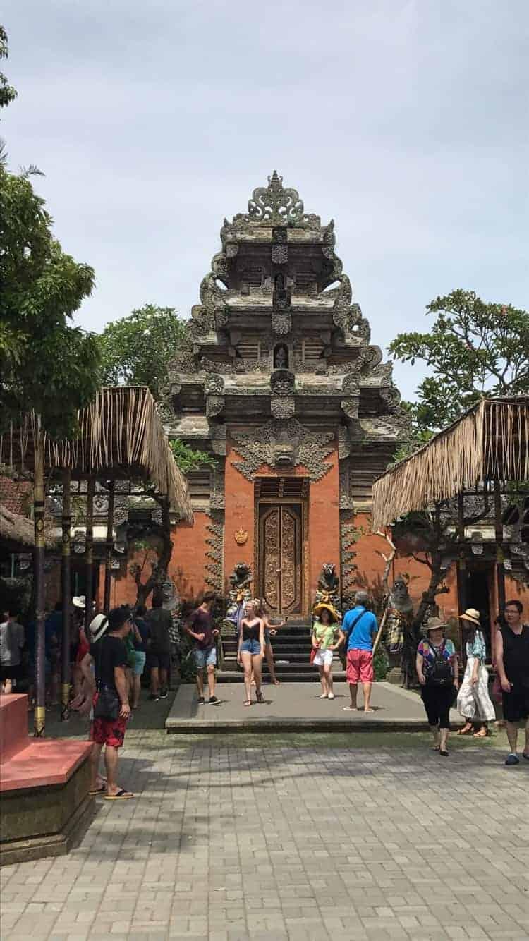 Temple Ubud Bali