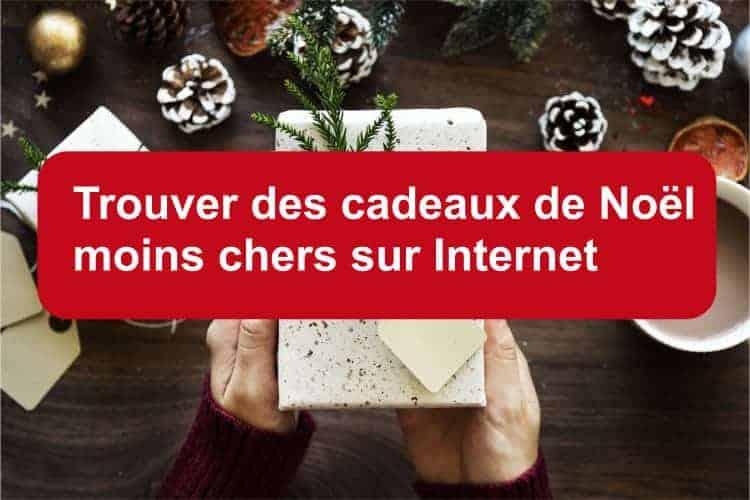 Cette technique, peu commune sur de tels sites, peut être une excellente  solution pour trouver des cadeaux de Noël moins chers sur Internet. cc32b6459e11