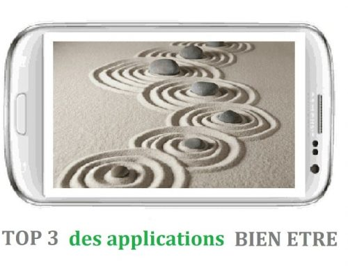 Top 3 des applications Bien-Etre