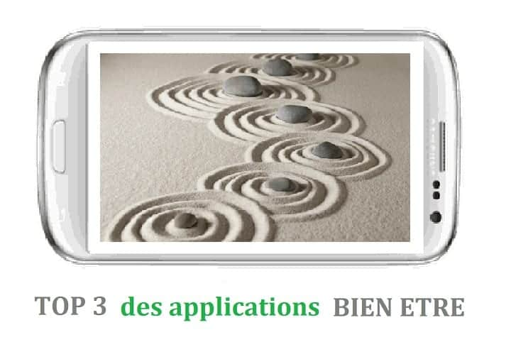 application bien etre