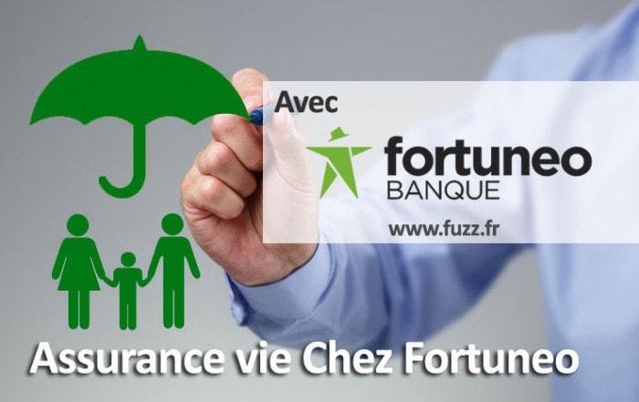 Assurance vie de Fortuneo