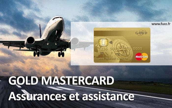 Assurances Gold Mastercard