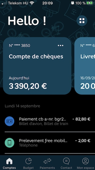 avis application mobile hello bank