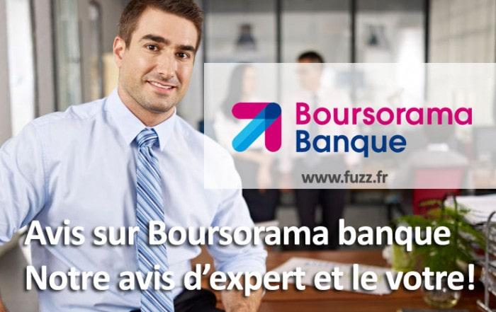 Avis expert et client Boursorama