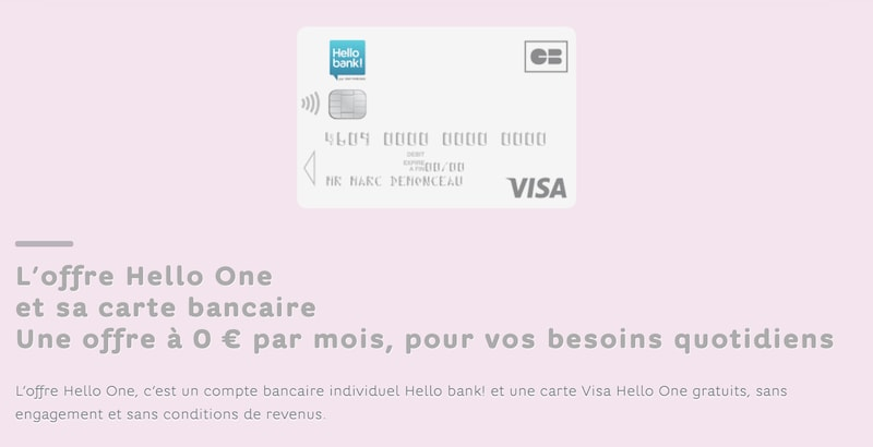 avis hello bank hello one
