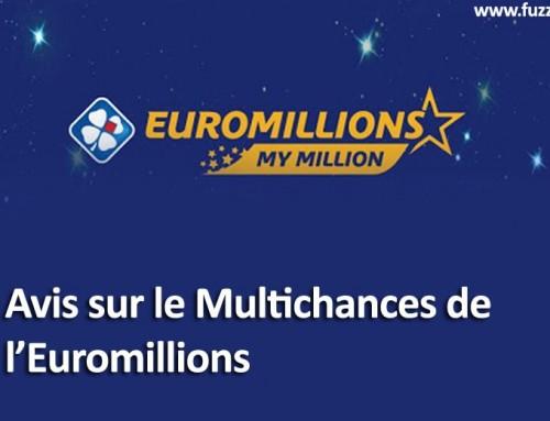 Avis sur le multichances Euromillions
