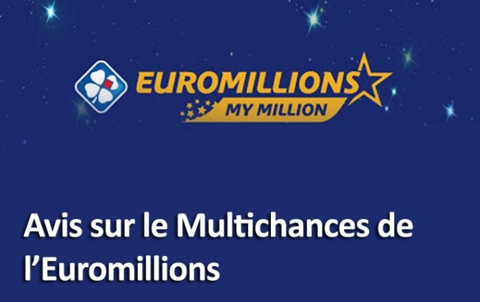 Avis Euromillions multichances