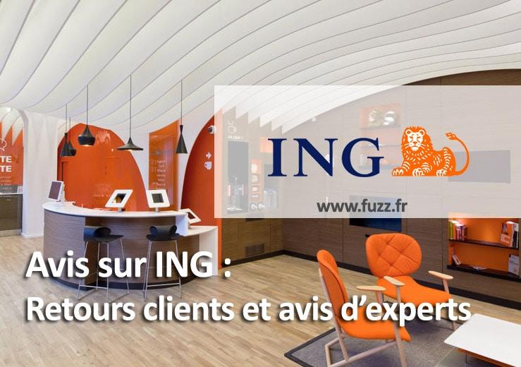 Avis sur la banque en ligne ING