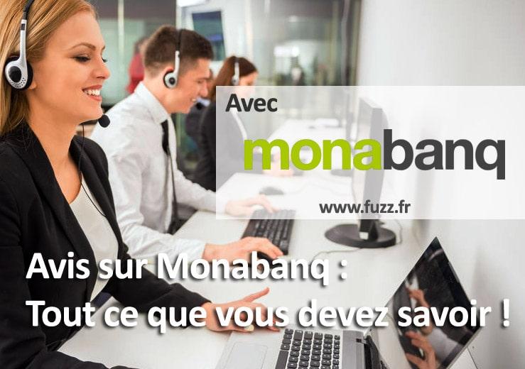Avis sur la banque Monabanq