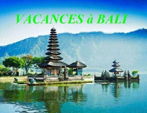 Top 5 à Bali