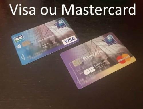 Visa ou Mastercard: laquelle choisir?