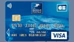 cb visa classic banque postale