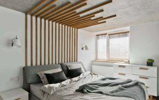 chambre scandinave