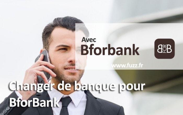 Changer de banque pour Bforbank