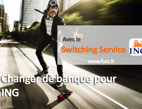 Changer de banque pour ING (Switching Service)