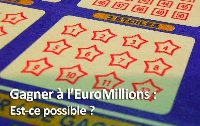 Comment faire pour gagner à EuroMillions ?
