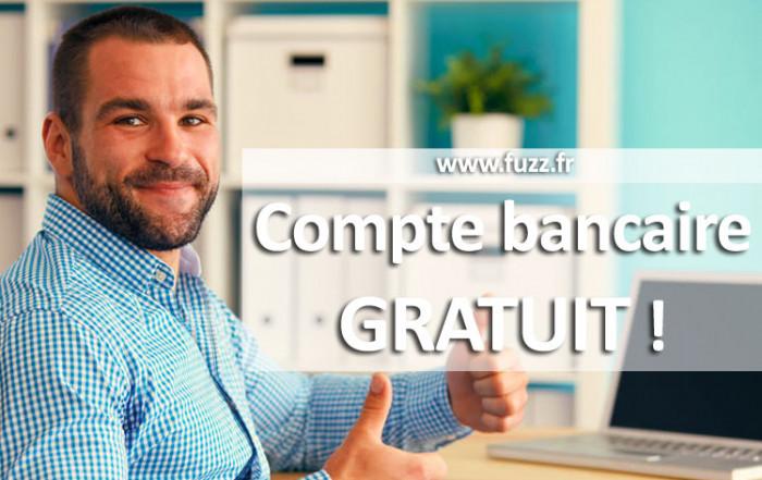 Compte bancaire gratuit