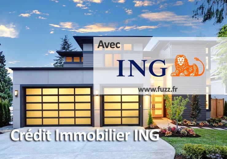 Crédit immobilier avec ING