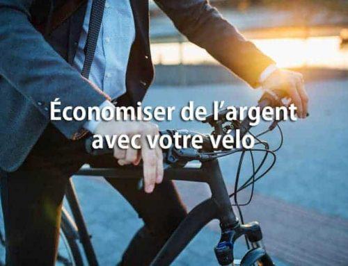 Économiser de l'argent avec votre vélo