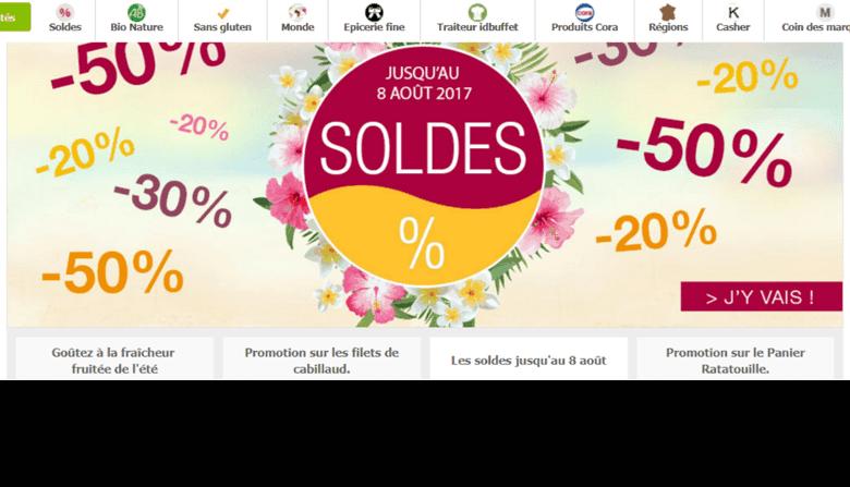 économiser argent courses en ligne