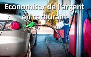 économiser argent en carburant