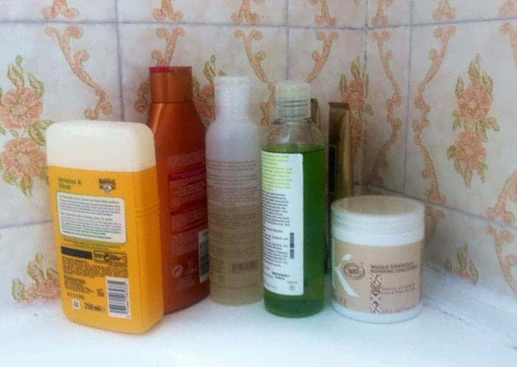 economiser du gel douche