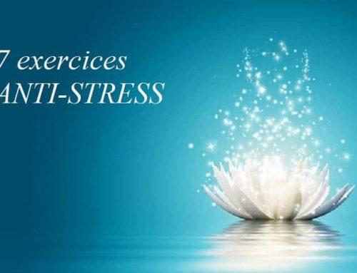 Exercices anti-stress