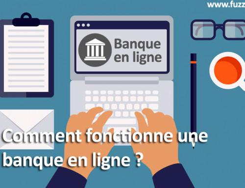 Comment fonctionne une banque en ligne ?