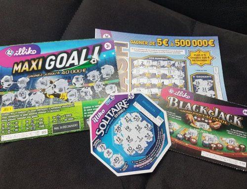 Gagner de l'argent avec les jeux à gratter