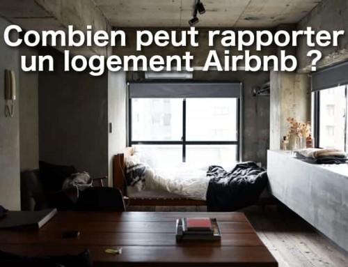 Combien peut rapporter un logement Airbnb ?