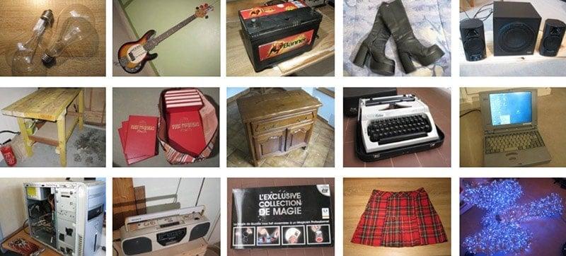 idées objets a vendre leboncoin