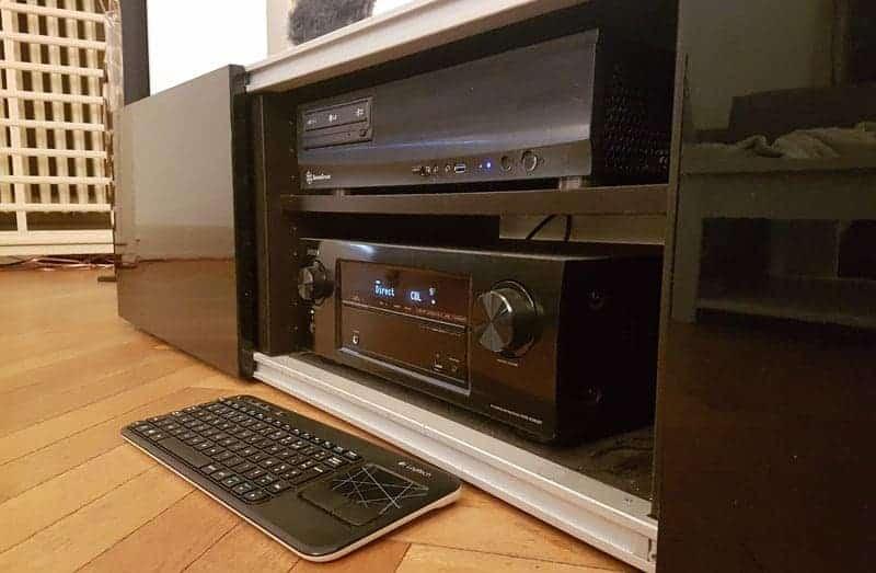 install ordinateur home cinema pour pas payer la taxe audiovisuelle