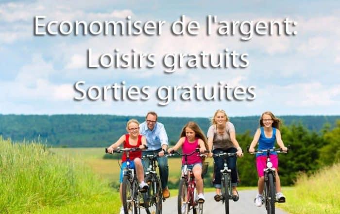 loisirs gratuits et sorties gratuites