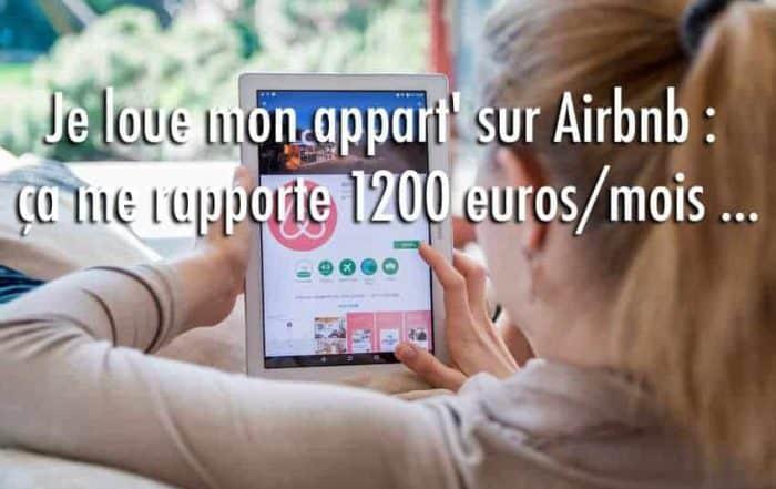 louer mon appartement sur airbnb