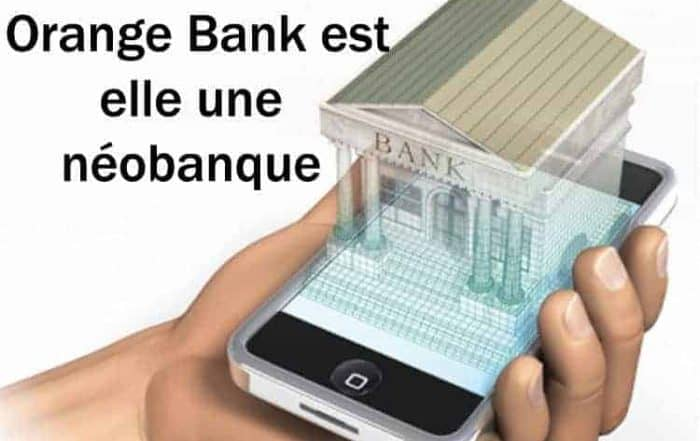 orange bank neobanque