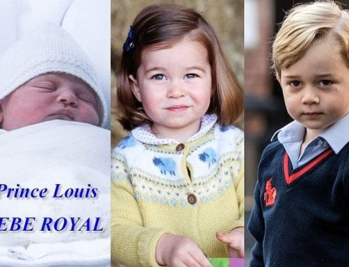 Prince Louis : Royal Baby