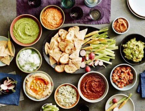 Que manger devant la coupe du monde de football 2018 ?