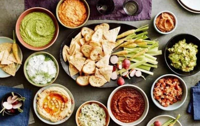 que manger devant la coupe du monde football 2018