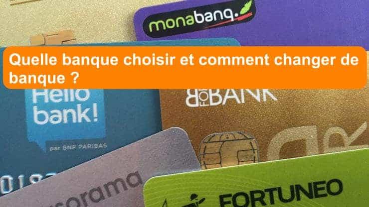 quelle banque en ligne choisir