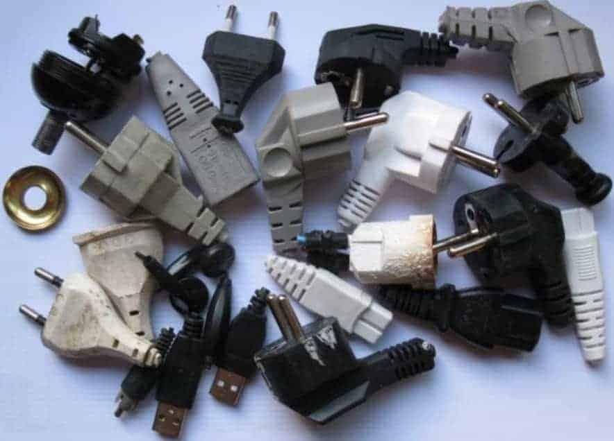 recyclage bout de cable