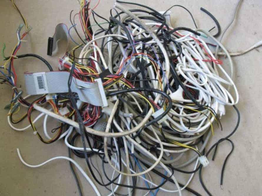 vendre câble éléctrique pour gagner argent