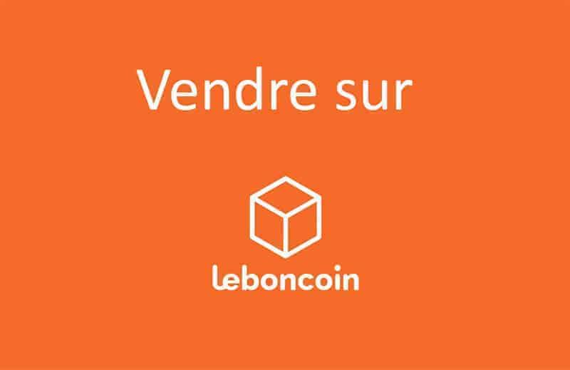 vendre sur leboncoin
