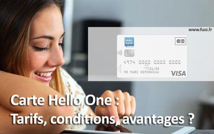 Visa Hello One